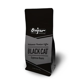 ESPRESSO BLACK CAT