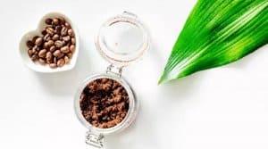 Tẩy da chết cà phê dầu dừa