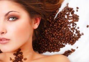 Hiệu quả nhuộm tóc cà phê