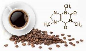thành phần hóa học của cà phê