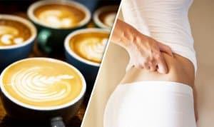 cafe sữa tác dụng giảm cân