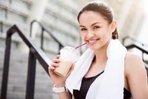 tác dụng của cà phê tăng vận động