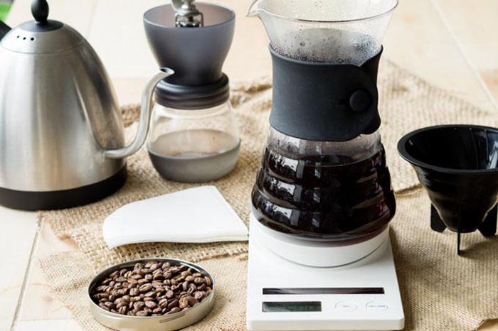 dụng cụ pha cà phê pour over