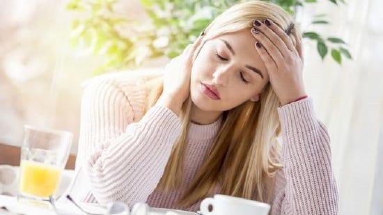 Say cafe, triệu chứng và mẹo chữa nhanh nhất