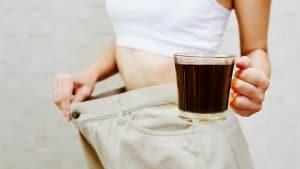 cà phê có tác dụng giảm cân