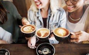 uống cà phê lợi ích