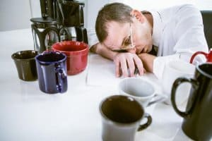 tác dụng xấu khi uống nhiều cafe