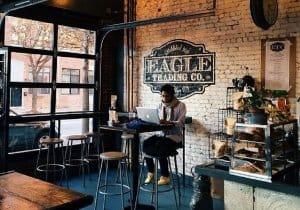 Ý tưởng kinh doanh cafe Vintage