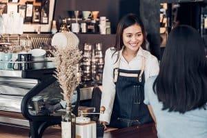 chi phí phát sinh quán cà phê