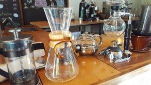 hiểu về dụng cụ pha cà phê