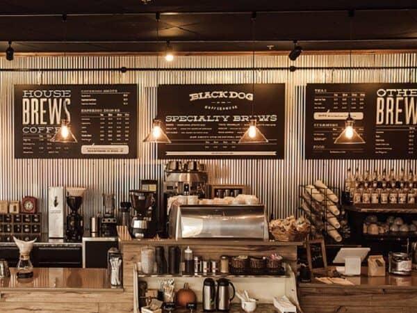 Hướng dẫn tạo menu quán cà phê đẹp, miễn phí