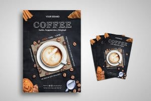 phát tờ rơi marketing cho quán cafe