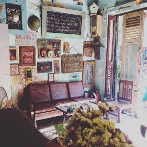 quán cà phê cổ
