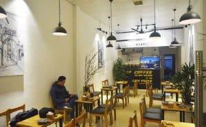 Cafe bình dân