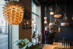 thiết kế quán cafe ấm cúng