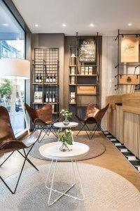 Thiết ké quán cà phê hiện đại