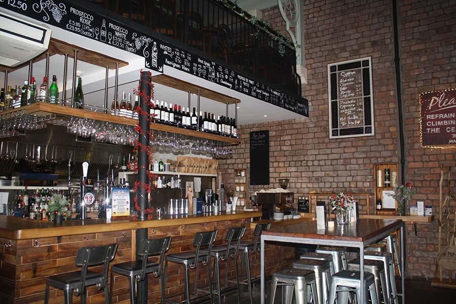 quán cafe thập niên 60