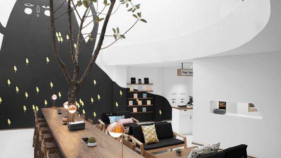 9 Phong cách trang trí quán cafe đơn giản, đẹp hút khách