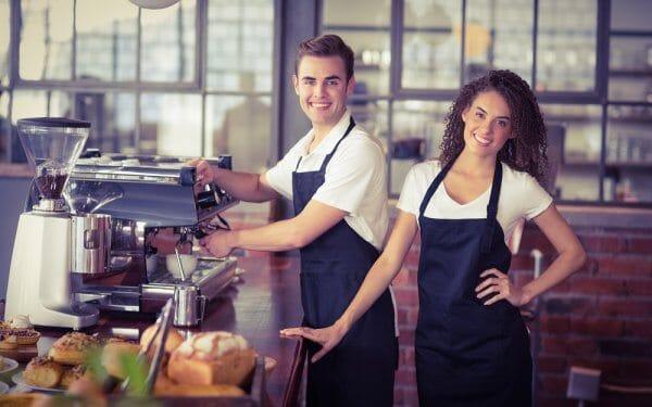 tuyển nhân viên cho quán cafe