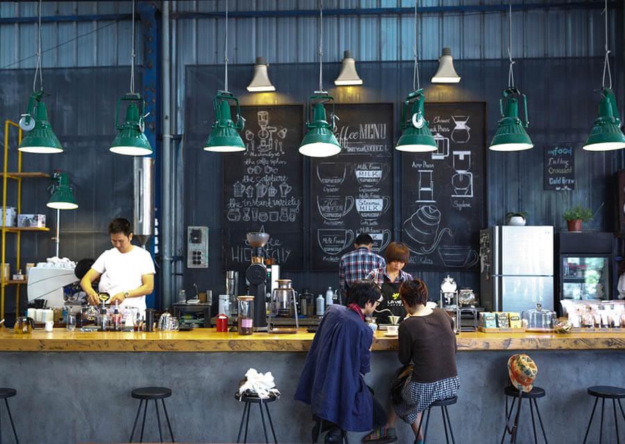 cà phê workshop