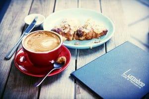 Cafe Capuchino rất phổ biến