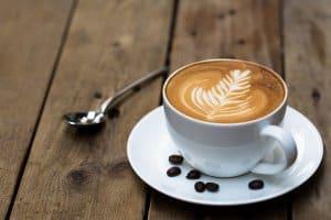 cafe latte là gì