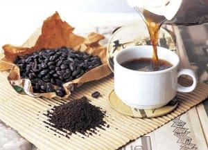 chọn cafe nguyên chất để pha