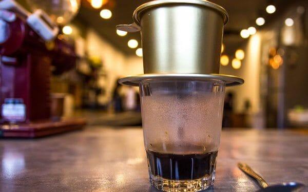 cách pha cafe phin