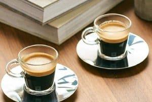 biến thể hình thức cà phê Americano