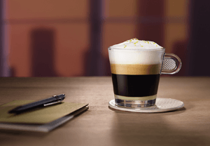espresso cà phê macchiato