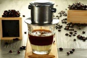 giới thiệu cà phê sữa đá