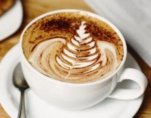 lưu ý khi pha cafe Mocha