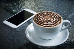 khác biệt cà phê mocha