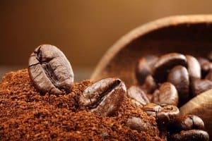 tại sao trộn cà phê