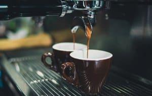 Thành phần của ly cà phê Espresso
