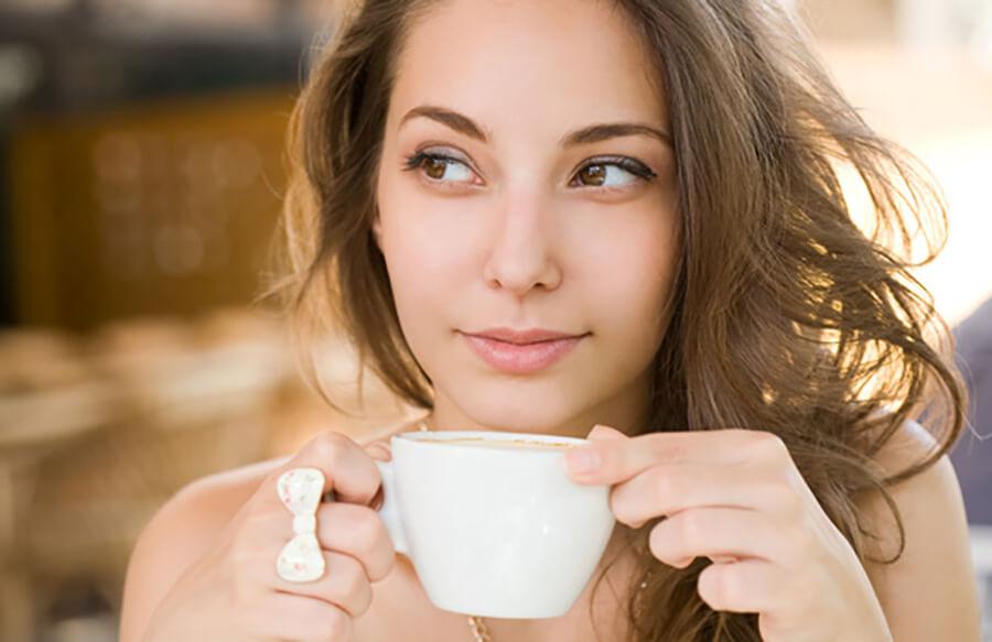 Tỉ lệ cafe cho phái nữ