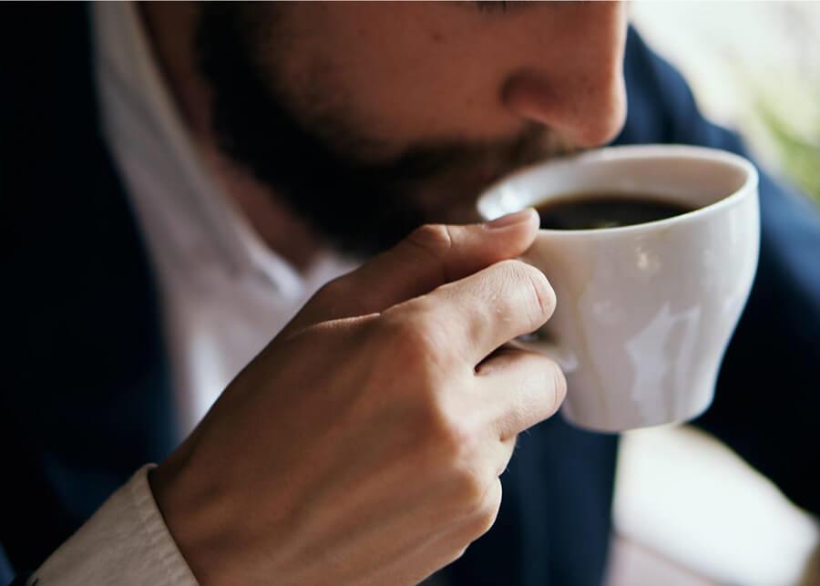 cafe cho phái mạnh