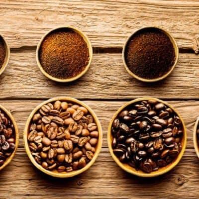 các loại cà phê
