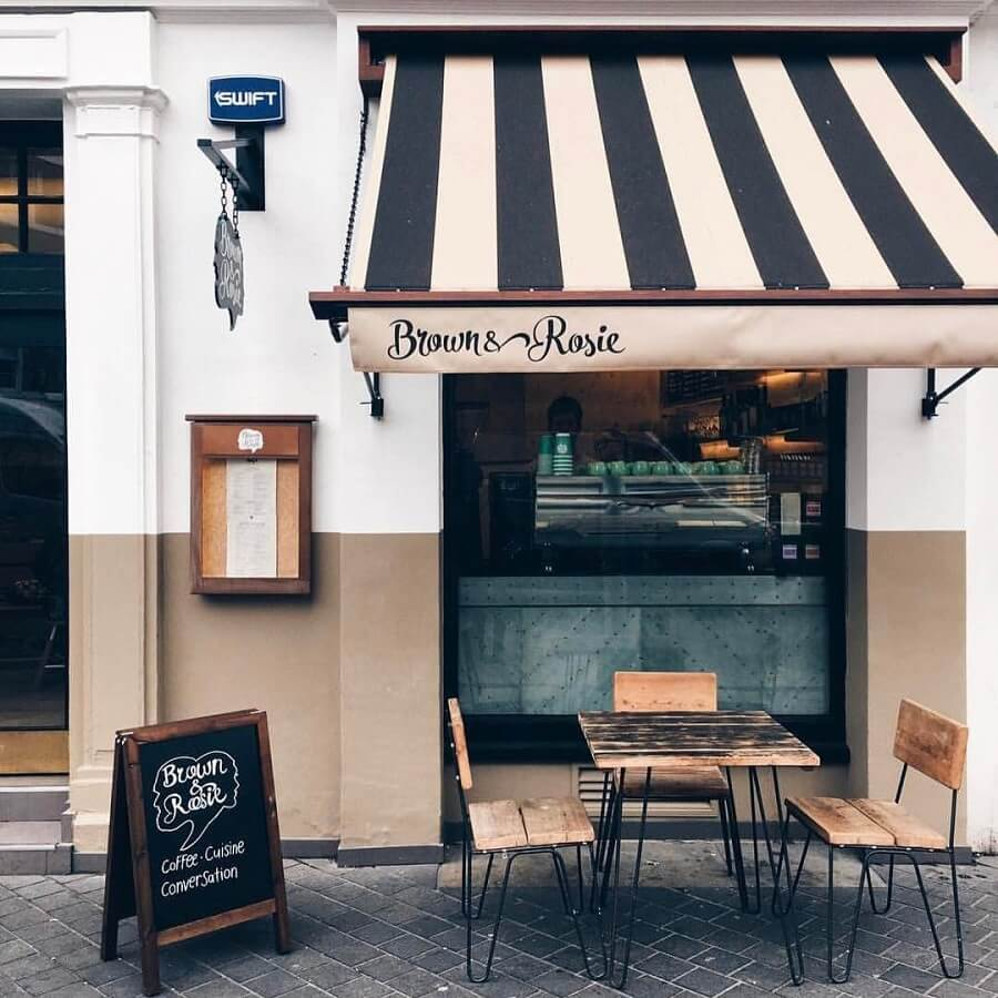 Chi phí quán cà phê take away nhượng quyền