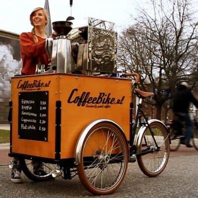 Chi phí mở quán cà phê take away