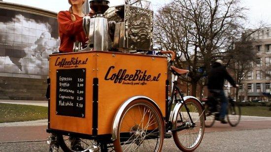 Các khoản chi phí mở quán cà phê take away