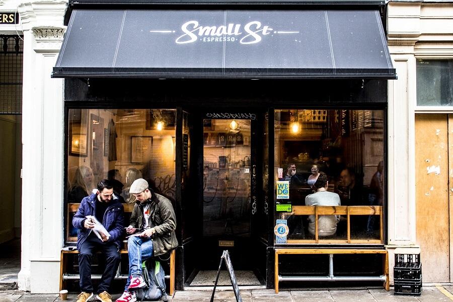 Chi phí trang trí quán cà phê take away
