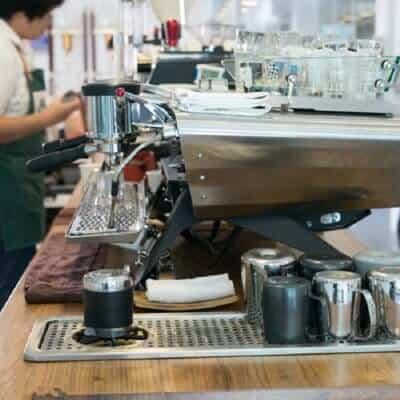 dụng cụ pha chế cafe take away