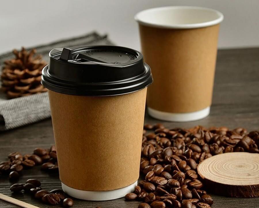 Ly cafe take away là dụng cụ quan trọng