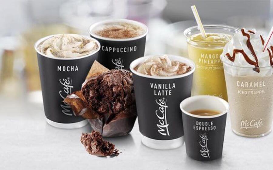 6 Thức uống cần có trong menu cà phê take away