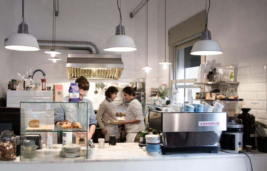 Quán cafe take away nhượng quyền