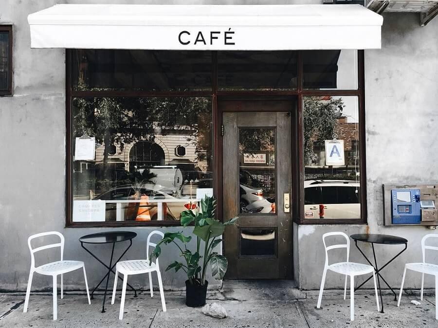Mô hình quán cà phê take away