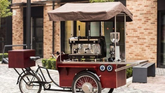 5 Mẫu xe cà phê take away ưa chuộng hiện nay