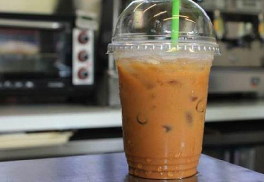 Cà phê truyền thống menu ca phe take away