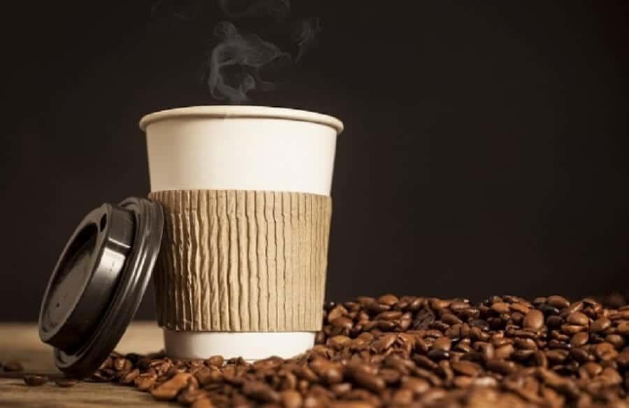 Chi phí nguyên liệu quán cafe take away